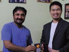アメグミ、インド版ドラゴン桜「Super30」へオンライン教育向けに端末提供し実証実験へ