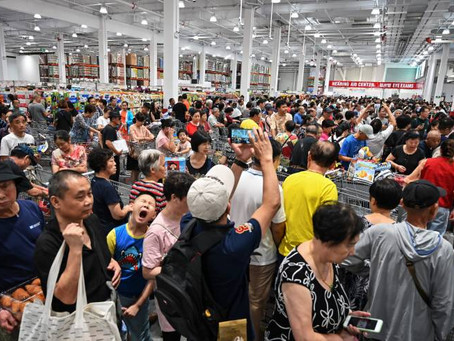 Will Costco Fail and Leave China in 36 Months?