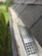 GUtter BAsket install. Gutter Clening Surrey