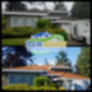Roof Cleaning Before & After Surrey