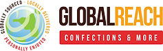 Global Reach Confections and More Logo
