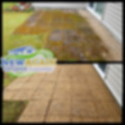Patio Before & After Surrey