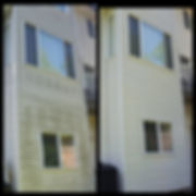 Siding Wash Before & After Surrey