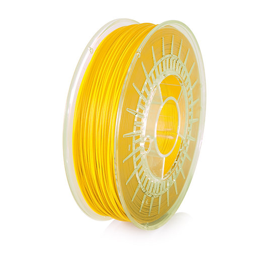 Yellow PLA Starter 1.75mm, 0.8kg