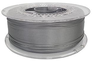 Silver PLA EverfilTM,  1.75mm, 1kg