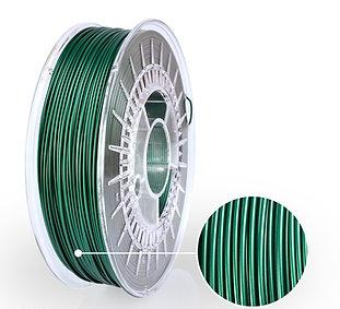 Emerald Geen Satin PLA Starter, 1.75mm, 0.8kg