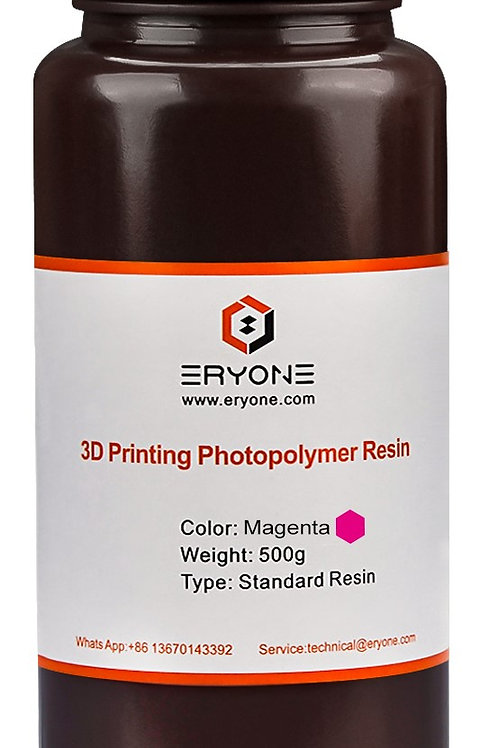 Standard Resin, Magenta, Eryone, 500g