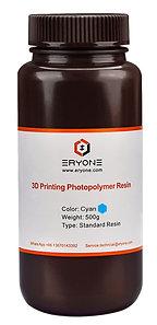Standard Resin, Cyan, Eryone, 500g
