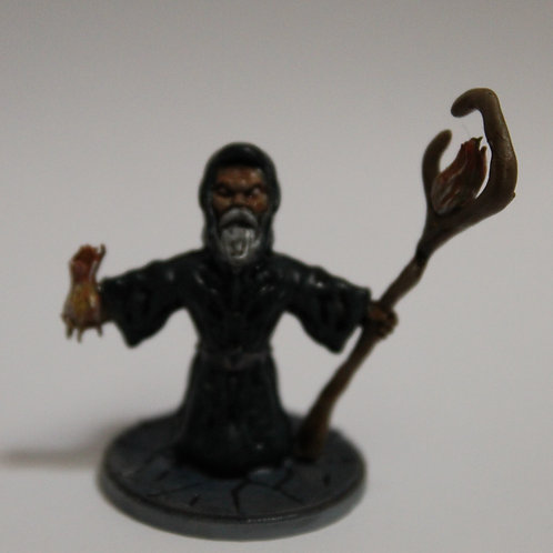 Druid miniature, perfect for DnD and RPG, 28mm