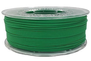 Green ABS EverfilTM,  1.75mm, 1kg