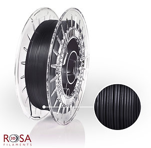 Black Rosa-Flex 96A, 1.75mm, 0.5kg