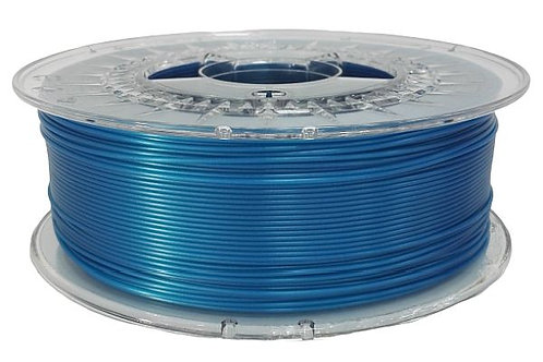 Light Blue Metallic PLA EverfilTM,  1.75mm, 1kg