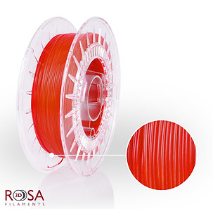 Red Rosa-Flex 96A, 1.75mm, 0.5kg