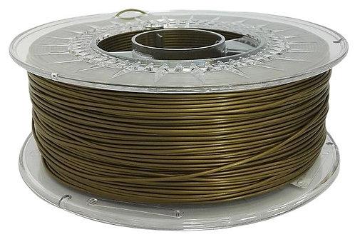 Khaki Gold PLA EverfilTM,  1.75mm, 1kg