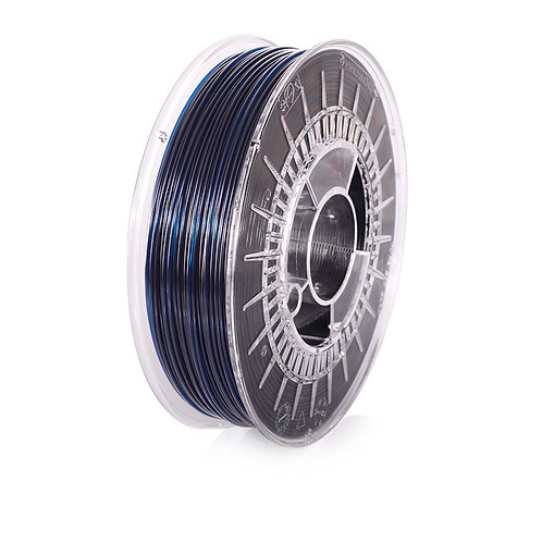 Navy Blue Transparent PETG 1.75mm, 0.8kg