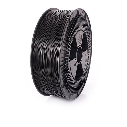 Black PLA Starter 1.75mm,  3kg
