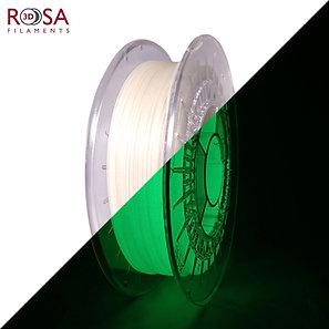 Green PLA Starter Glow in the Dark, 1.75mm, 0.5kg