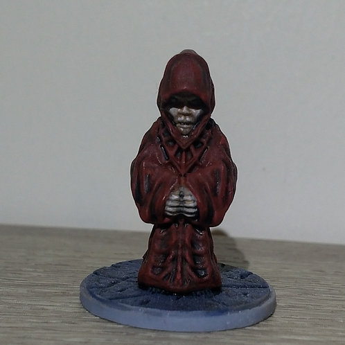 Warlock miniature, perfect for DnD and RPG, 28mm