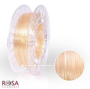 Transparent Rosa-Flex 96A, 1.75mm, 0.5kg
