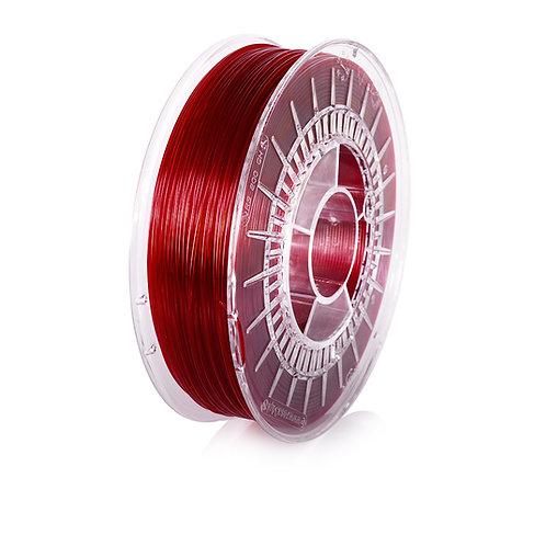 Red Wine Transparent PETG 1.75mm, 0.8kg
