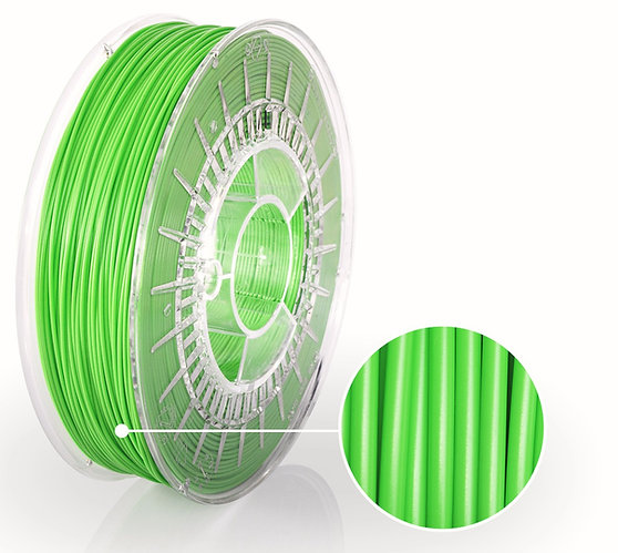 Apple Green PLA Starter, 1.75mm, 0.8kg
