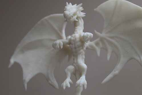 Dragon miniature, ideal for DnD and RPG, 28mm