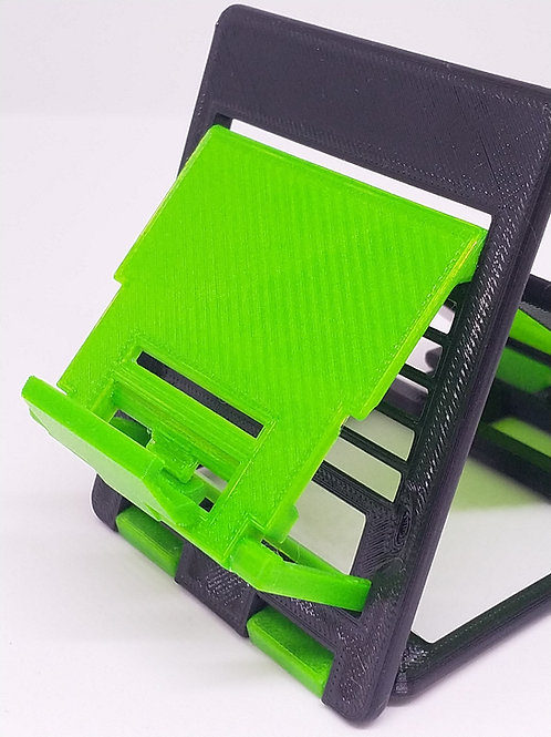 Mobile Phone Stand, 3 in 1, Folded, Pocket size, Organizer