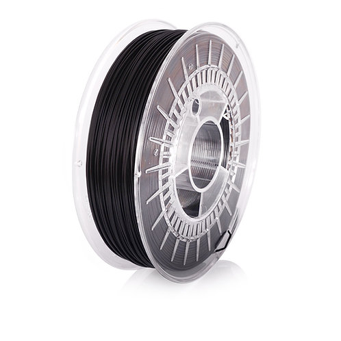 Black PLA Starter 1.75mm,  0.8kg