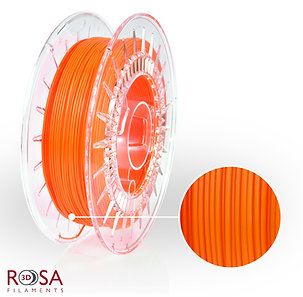 Orange Rosa-Flex 96A, 1.75mm, 0.5kg