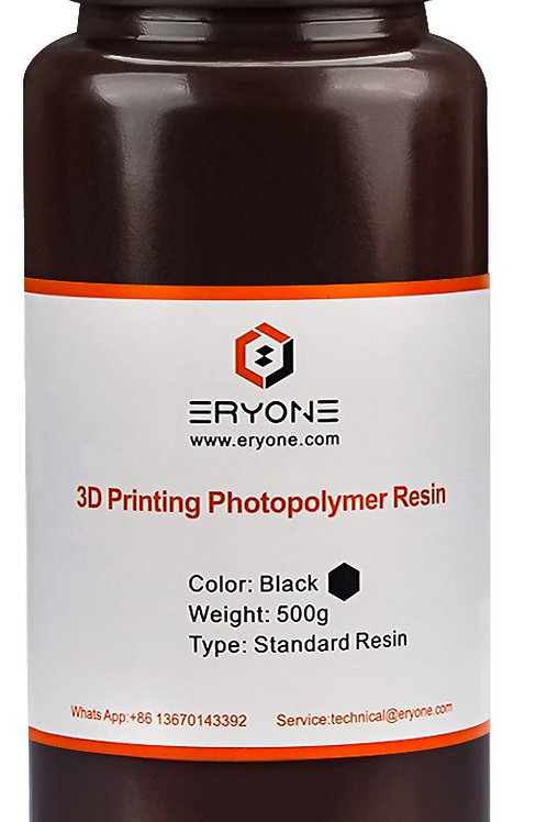 Standard Resin, Black, Eryone, 500g