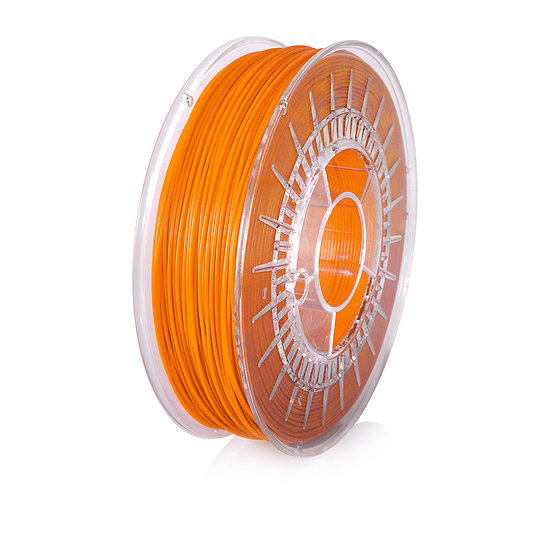 Orange PLA Starter 1.75mm, 0.8kg