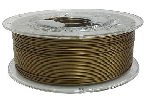 Gold Metallic PLA EverfilTM,  1.75mm, 1kg