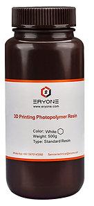 Standard Resin, White, Eryone, 500g