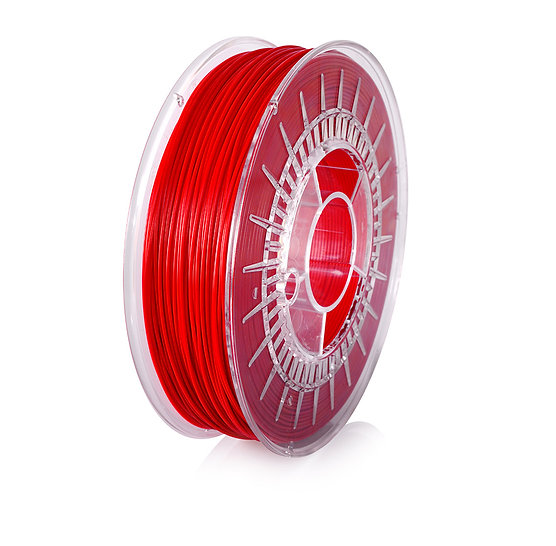 Red PLA Starter 1.75mm, 0.8kg