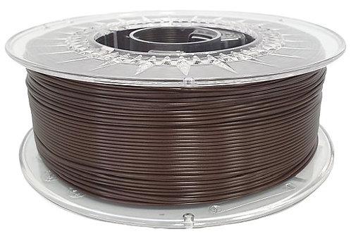 Chocolate Brown PLA EverfilTM,  1.75mm, 1kg