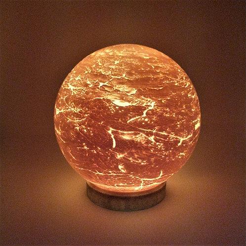 Lava Lamp, Lithophane