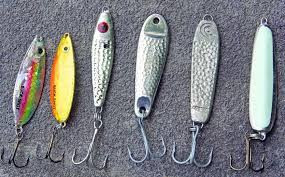 Spooning For Winter Bass