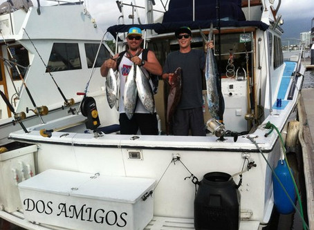 When A Plan Comes Together, Offshore Fishing Mexico