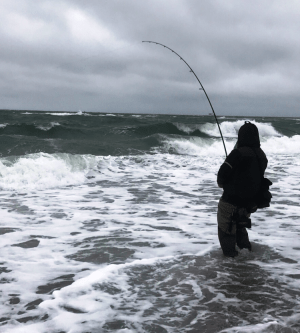 INVESTING IN YOUR SURF FISHING SAFETY