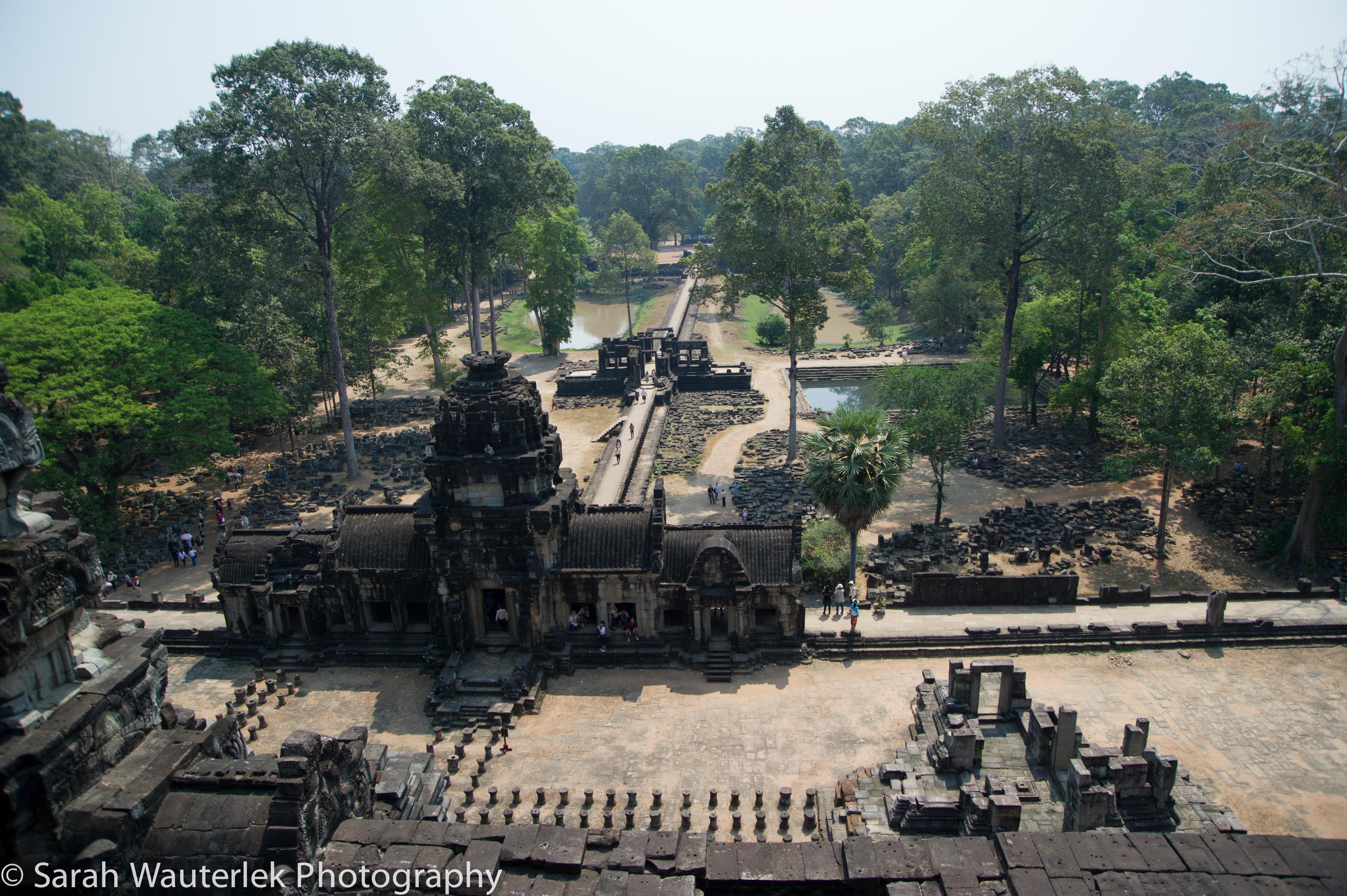 Cambodia's architectural wonders