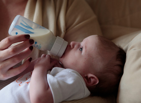 WHEN to Introduce the Bottle to Your Breastfed Baby