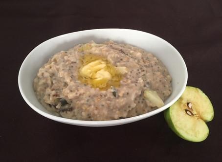 Scrumptious Oatmeal Custard