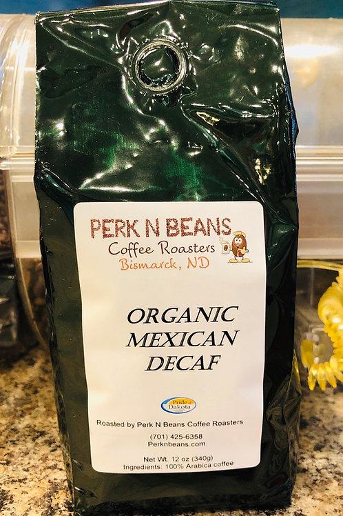 Decaf Organic Mexican