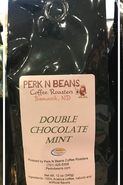 Double Chocolate Mint