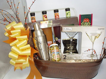New home House Warming baskets