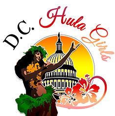 1 - DC HULA GIRLS Logo