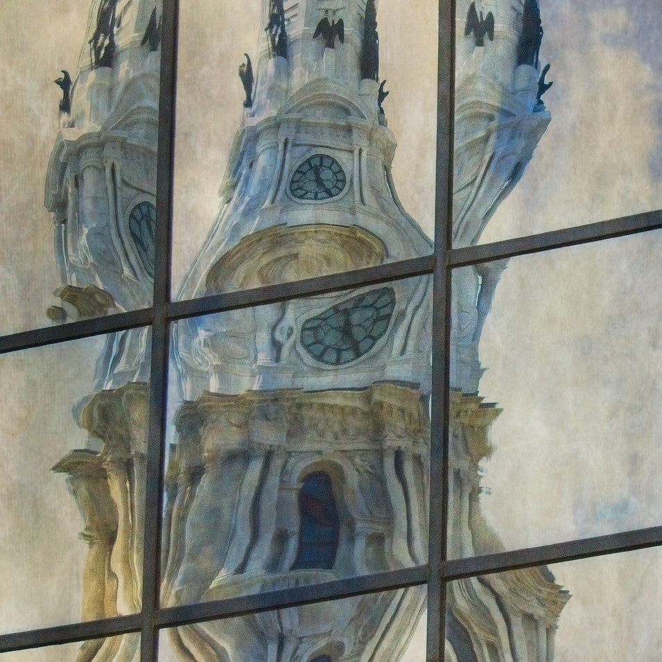 City Hall Philadelphia William Penn Tower