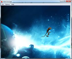 Hide And Seek: Alien vs. Ant Level 3