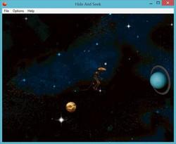 Hide And Seek: Alien vs. Ant