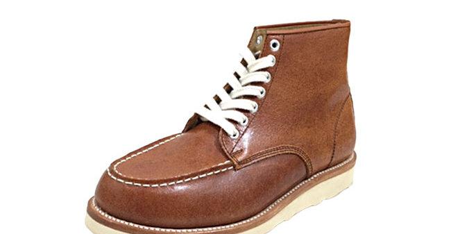 Bullhide Back Moc-toe Boots